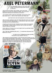 Im Auftrag der Toten - Axel Petermann